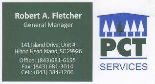 PCT Services Business Card